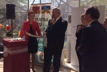 """""""Ukrayna'nın dünyaya hediye ettiği 50 icat' sergisi Antalya'da açıldı"""