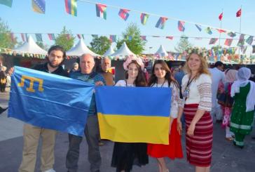 Ukraynalı öğrenciler Sakarya'da öğrenci festivaline katıldılar