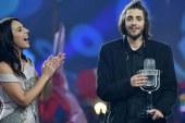 Eurovizyon'un şampiyonu, Portekiz oldu
