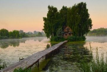 Ukrayna'nın gizleri, bu ev fotoğrafçıların gözdesi oldu (galeri)