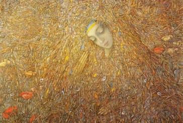 'Yaşayan 100 dahi' listesindeki Ukraynalı ressam Türkiye'ye gidiyor