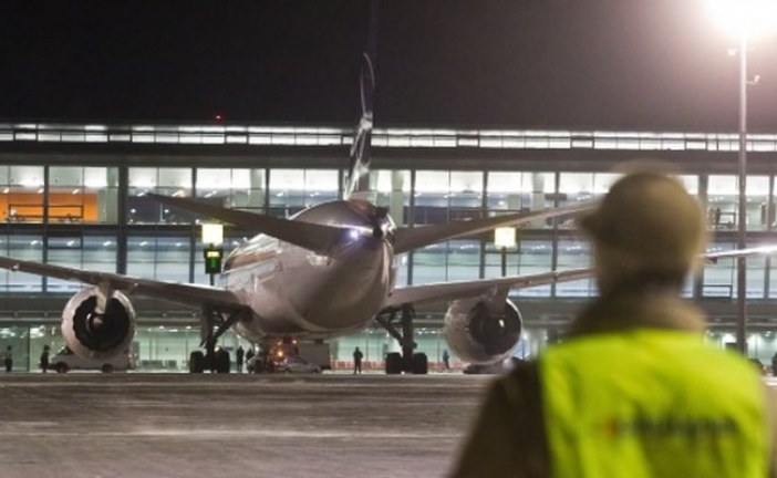 Kiev – Antalya uçağında yolcular havasız kaldı, uçak geri döndü