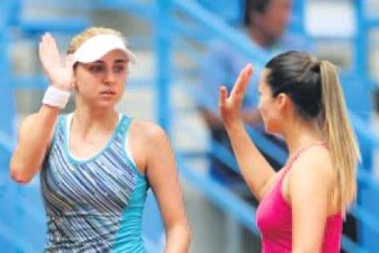 Ukraynalı tenisçi Türkiye'deki turnuvada şampiyon oldu