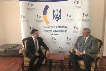 Посол України в Туреччині дав інтерв'ю виданню «Укр-Тюрк».