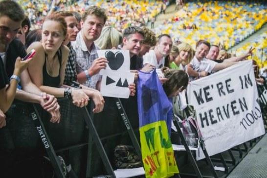 Konser mevsimi açıldı, Depeche Mode Kiev'e geliyor