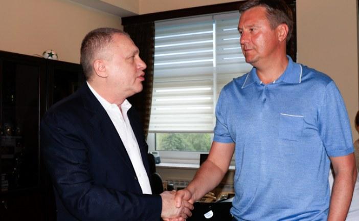 Dynamo Kyiv'in yeni hocası belli oldu