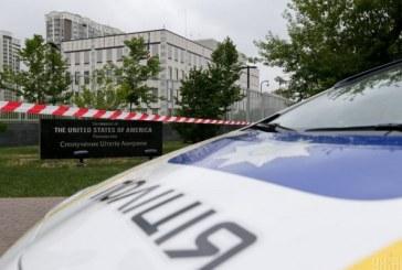 Büyükelçilik bahçesindeki patlama sonrası yeni açıklama, 'terör değil, holigan saldırısı'