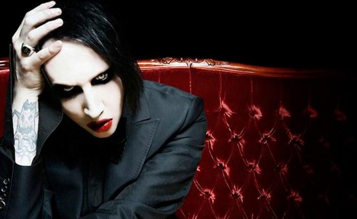 Marilyn Manson Kiev'e konser verecek