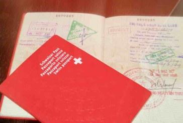 Bir ülke daha Ukrayna'ya vizeleri kaldırıyor, AB'den sonra İsviçre de vizesiz rejime geçiyor