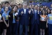 Ukrayna'da tarihi gün; AB'ye vizesiz sehayat bugün başladı