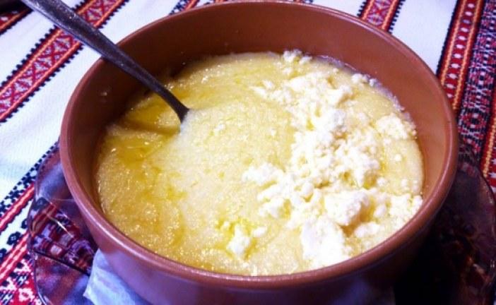 Bir tabak asla yetmez, karşınızda Karpatların geleneksel tadı Banoş