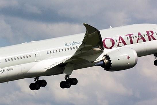 Qatar Airways Ukrayna uçuşlarına başladı, yeni müdür tanıdık bir isim