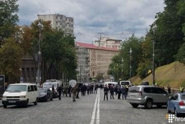 Kiev'deki patlamadan yeni bilgiler; olaydan bir kaç dakika sonrası kameralara yansıdı