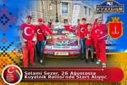 Kuyalnik Rallisi başlıyor, Türk rallici Selami Sezer galibiyet için yarışacak
