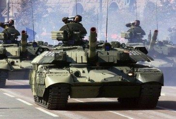 Devlet Başkanı Poroşenko açıkladı, Ukrayna'da savunmaya rekor kaynak