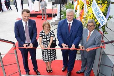 Günün haberi, Ege Serbest Bölge'ye 2 milyon dolarlık yatırım, açılışı Ukrayna Büyükelçisi yaptı