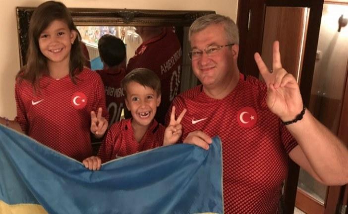 Büyükelçi Sybiha Türkiye'nin galibiyetini tebrik etti, 'iyi oyundu Türkiye'