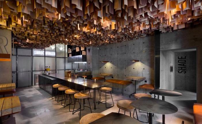 Londra merkezli yarışma sonuçlandı; Avrupa'nın en iyi dizayna sahip restoranı Ukrayna'dan