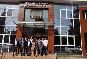 Harkov Belediyesi heyeti Gaziantep'i ziyaret etti 'hedef ekonomik işbirliği'
