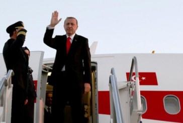 Cumhurbaşkanı Erdoğan Ukrayna'ya geldi