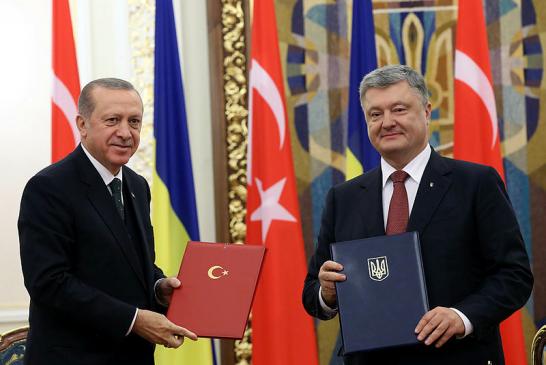 UkrTürk özel, işte Ukrayna ile Türkiye arasında imzalanan anlaşmalar