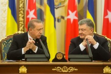 Erdoğan: 'Kırım'ın yasa dışı ilhakını tanımadık, tanımayacağız'