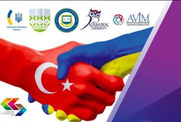 'Türkiye-Ukrayna Diplomatik İlişkilerinde 25. yıl' sempozyumu 3 Kasım'da başlıyor