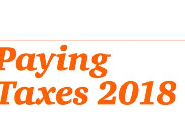 Vergi Ödemeleri 2018 raporu yayınlandı, işte Ukrayna ve Türkiye