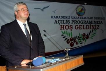 Ukrayna Büyükelçisi Sybiha'nın Mevlana sözleri büyük alkış aldı