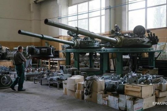 Ukrayna'dan stratejik imza, AB ülkelerine tank parçası satılacak