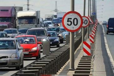 Ukrayna 2018'e trafikte yeni kurallarla girdi, hız limitlerine dikkat