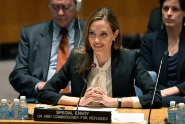 Angelina Jolie makale yazdı, kadına yönelik şiddette Ukrayna'yı hatırlattı