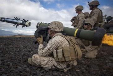 ABD'den kritik adım, Ukrayna'ya 210 anti tank füzesi satılıyor; Rusya tepkili