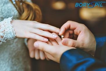 Havaalanında evlilik… Boryspil Havaalanı'nda nikah hizmeti verilecek