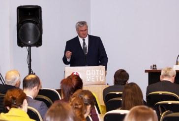 Büyükelçi Sybiha, ODTÜ'de konuştu; 'Türkiye, Ukrayna'nın her zaman dostu oldu'