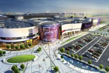 Yüzde 98'i tamamlandı, Respublika alışveriş merkezi önümüzdeki yıl açılıyor
