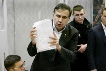 Mahkeme kararını verdi, Saakaşvili serbest