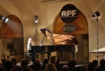 Ukr-Ayna'nın haberi; Dünyanın yaşayan en hızlı piyanisti Ukraynalı Melnyk Ankara'da sahne aldı