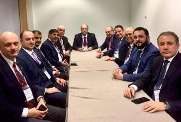 Türkiye – Ukrayna İş Konseyi'nde görev değişimi, işte yeni başkan