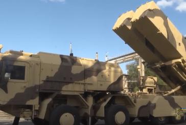 Silahlı kuvvetler güçleniyor, Ukrayna yeni bir füze bataryası denedi (video)