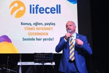 lifecell'den 4G için rekor teklif 909 milyon 250 bin UAH