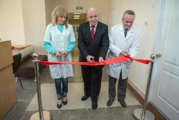 Tika Ukrayna'da çocuk hastanesinin Nefroloji bölümünü yeniledi