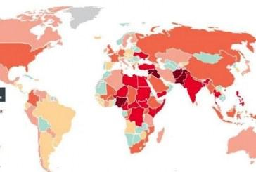 İngiltere'den korkutan liste, 'terör riskinin en yüksek olduğu ülkeler arasında Ukrayna ve Türkiye de var'