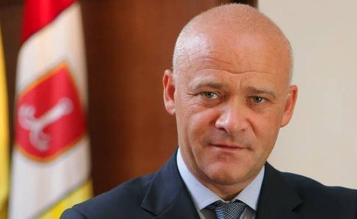 Odesa Belediye Başkanı gözaltına alındı, suçlama yolsuzluk