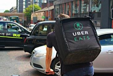 Uber Eats'dan bir yılın bilançosu, '250 bin kg yemek taşıdık'