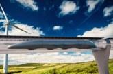 Teknolojide bir adım daha, Ukrayna'da Hyperloop için test alanı kuruluyor