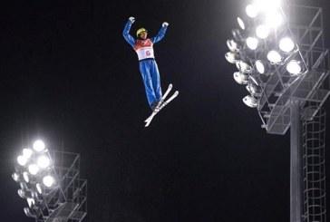 Ukrayna kış olimpiyatlarındaki ilk altın madalyasını kazandı