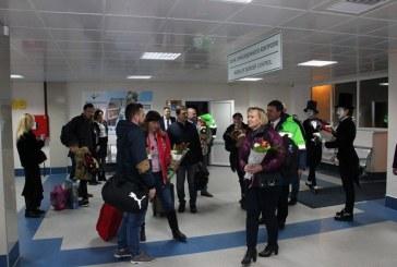 Ukrayna'nın en kısa uçuş güzergahında seferler başladı
