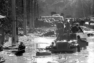 Tarihte bugün, yıkılan baraj Kiev'de 2 bine yakın can aldı (Video)