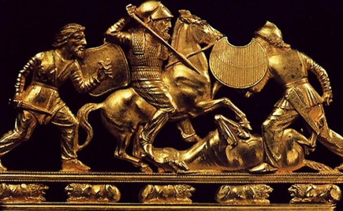 Amsterdam Bölge Mahkemesi kararını verdi, İskit Altınları Ukrayna'ya geri dönüyor (galeri)
